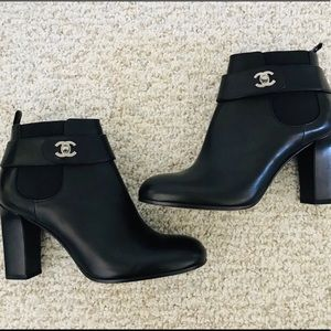 Chanel Boots 6.5 ~ open to offers